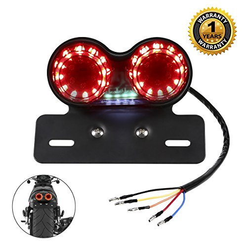 led brake light motorcycle - 5