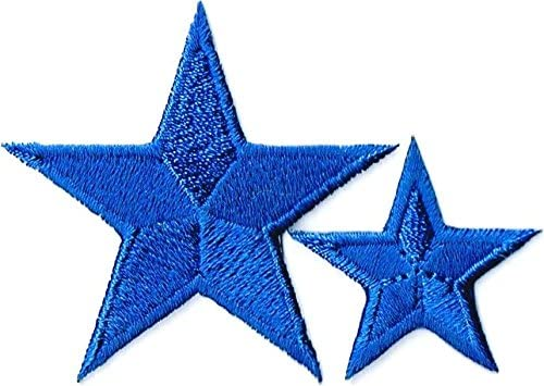 星ワッペン スターMS 2個セット