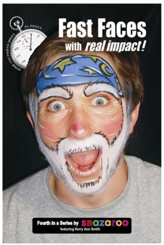 (Snazaroo Book Fast Faces With Real Impact)