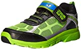 Stride Rite Tmnt Radical Reptiles Lighted Running Shoe, Green, 13.5 W Little Kid