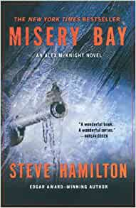 Amazon Com Misery Bay An Alex Mcknight Novel Alex border=