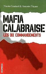 Mafia calabraise, les dix commandements