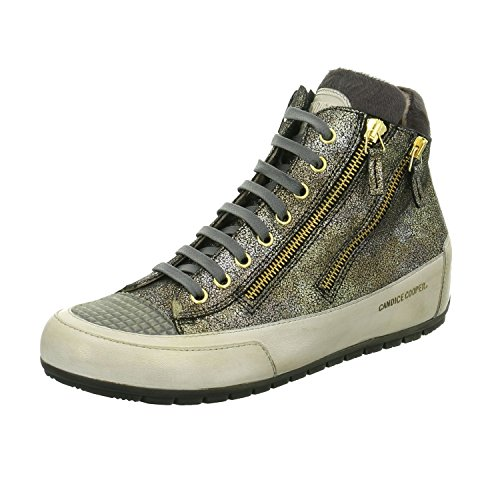 Candice Cooper Women's Lucia Zip Trainers metal quality outlet store clearance outlet locations E3nsti