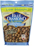 Blue Diamond Almonds, Lightly Salted, 16 Ounce