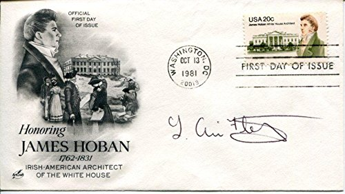 Signed Press (Ari Fleischer White House Press Secretary Signed Autograph FDC)