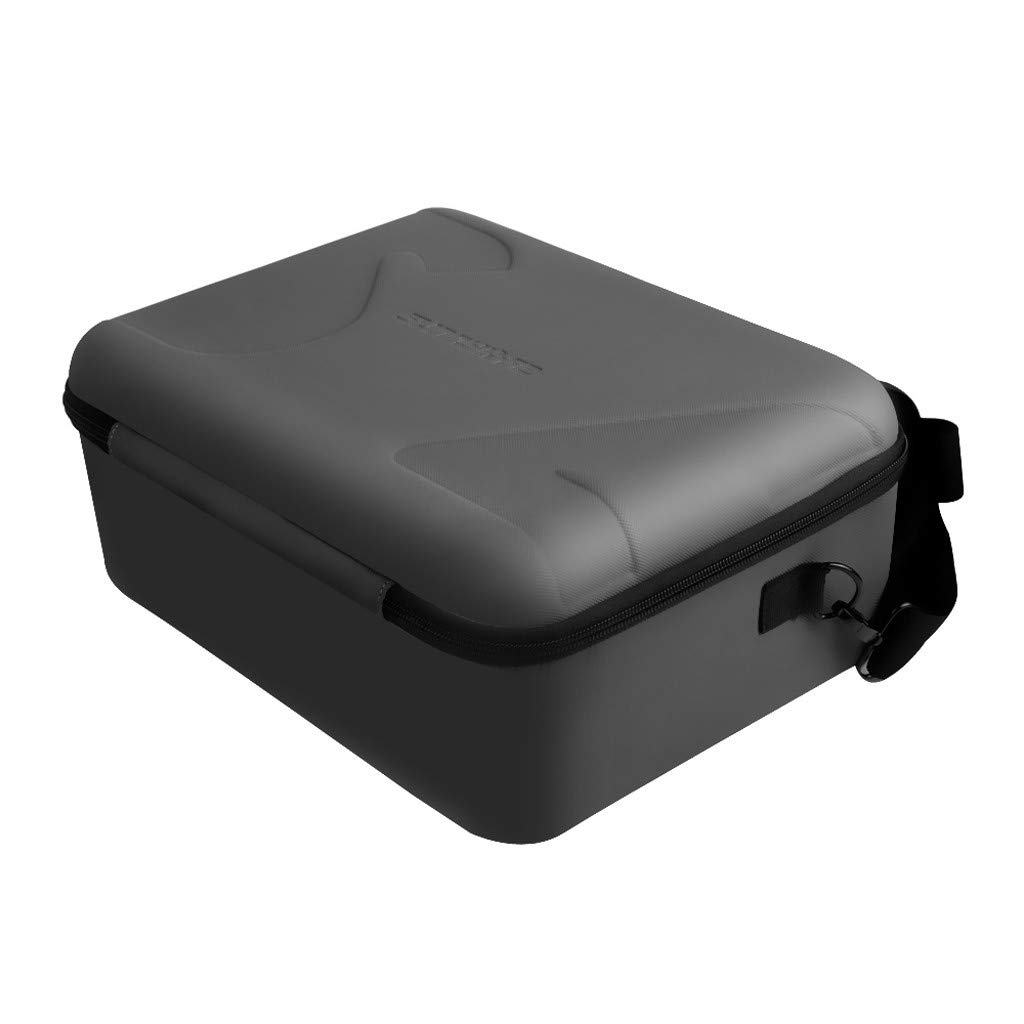 RC Drone Bags, Hard Waterproof Carrying Case Cover Box for DJI MAVIC 2/ PRO/AIR/Spark Large-capacity Storage Bag Protection Luggage (B)