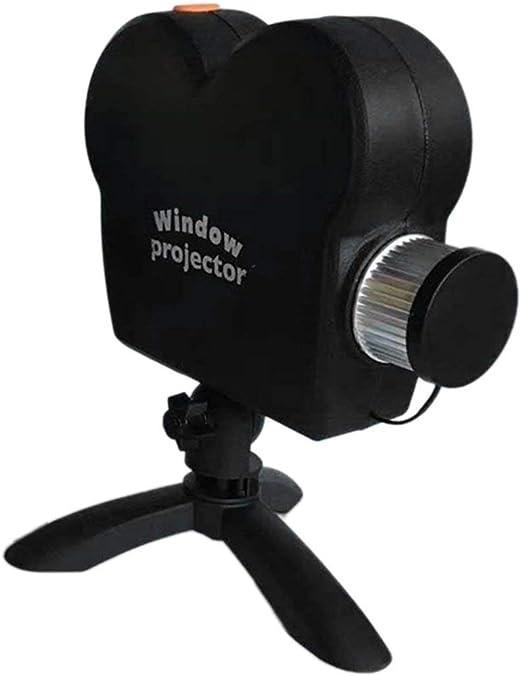 E-12120 Ventana Proyector Wonderland + 12 Películas de Vacaciones ...