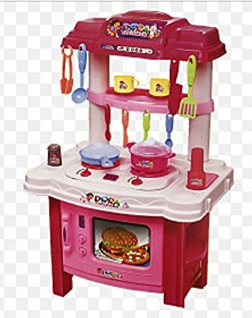 b8388f48a Buy Amayra Toy Big Dora Kitchen Set Online at Low Prices in India -  Amazon.in