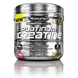 MuscleTech 400mg Platinum Micronized Creatine Supplement