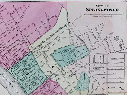1871 Old Map - 7