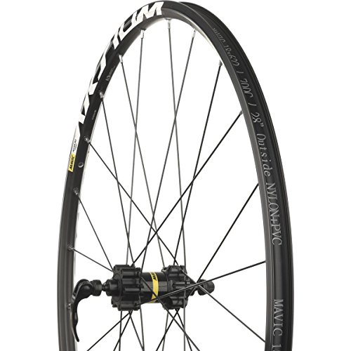 93dea6118c8 Mavic Aksium Disc Wheelset - Clincher Black, CL, Shimano/SRAM 11-Speed -  Buy Online in Oman. | mavic Products in Oman - See Prices, Reviews and Free  ...