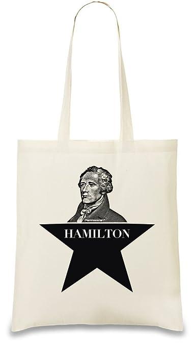 9a5c754ca2ad Hamilton Custom Printed Tote Bag