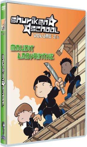 Shuriken School - Vol. 2/6 : Maudit labyrinthe