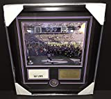 Ray Lewis Autographed Picture - 11x14 Framed Last Dance Coa - JSA Certified - Autographed NFL Photos