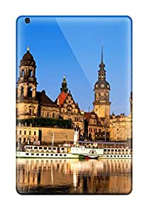 Best 6711132I32330066 Pretty Ipad Mini Case Cover/ Elbe River Germany Series High Quality Case