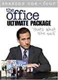 The Office: Complete Seasons 1 - 4 (The Ultimate Package)