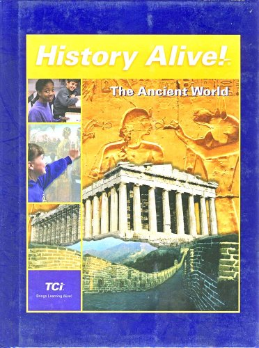 History Alive: The Ancient World by Brand: Teachers Curriculum Inst (Image #1)