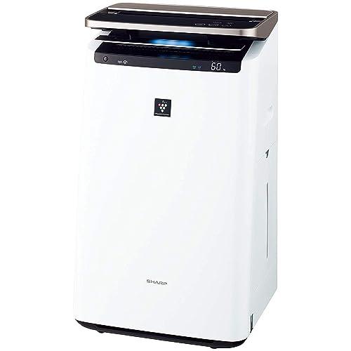 シャープ プラズマクラスター加湿空気清浄機 KI-JP100-W