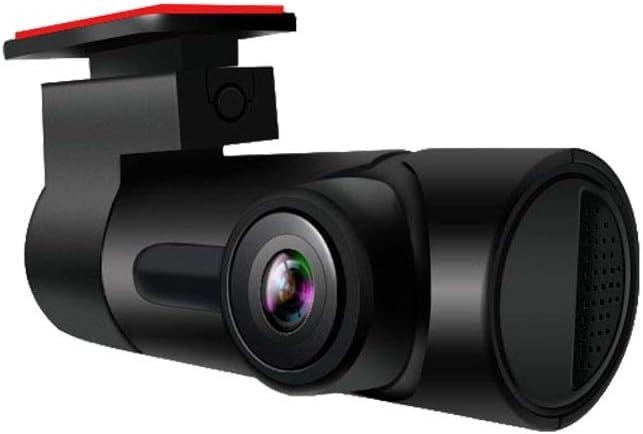 C/áMara Para Coche Con Sensor De Movimiento Wifi Y Gps,Dashcam Grabadora Ultra Hd,Dash Cam De /áNgulo Amplio 170/° Con G-Sensor,Monitor De Estacionamiento,Detecci/óN De Movimiento Grabaci/óN En Bucle