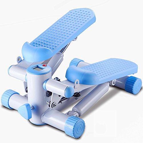Mini Stair Stepper Machine Home Cardio Stepper Twister Step for Standing Desk, Christmas gift, HARISON 306C+