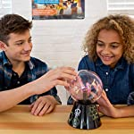 Discovery Plasma Globe by Horizon Group USA – Amazing Touch & Sound Activated , Stem Science, Interactive Electronic for all ages 14 and +…