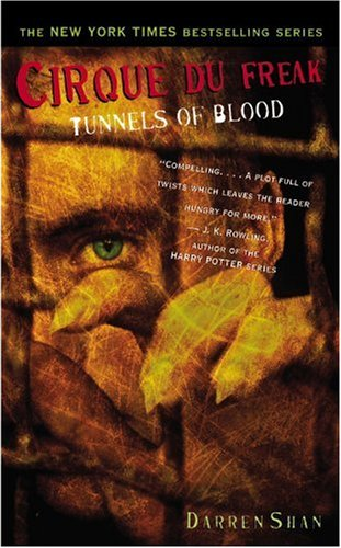 """Cirque Du Freak #3 - Tunnels of Blood - Book 3 in the Saga of Darren Shan"" av Darren Shan"