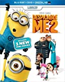 Despicable Me 2 (Blu-ray + DVD + Digital HD) by Universal