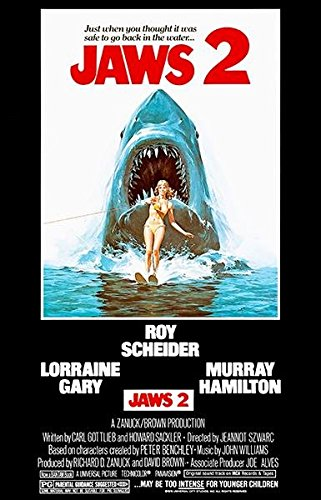 Jaws 2-1978 - Movie Poster