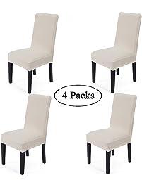 Shop Amazoncom Dining Chair Slipcovers