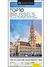DK Eyewitness Top 10 Brussels, Bruges, Antwerp and Ghent (Pocket Travel Guide)