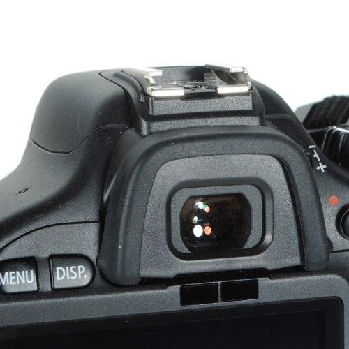 DK23 Oeilleton Caoutchouc pour Viseur Nikon Type DK23 DK-23 Compatible Appareil Photo Nikon D300 D300s D7100 D7200 D5000 Type VBW-100-01 Type VBW10001 ADAPTOUT Marque FRAN/ÇAISE