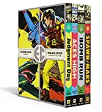The EC Artists Library Slipcase 3 (Volumes 9-12) (Fantagraphics Ec Artists' Library)