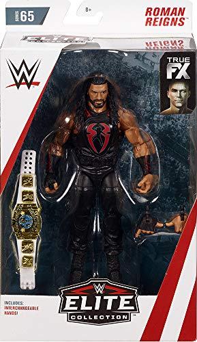 WWE Roman Reigns Elite Collection Action Figure (Wwe Toys Elites)