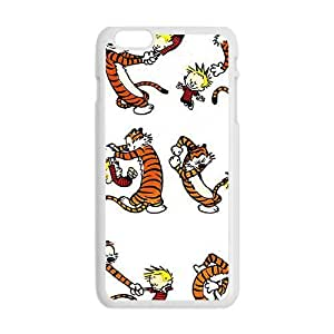 Calvin and tigger Cell Phone Case for iPhone plus 6 by lolosakes