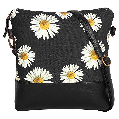 Lychee Bags Canvas Sofia Sling Bag for Girls