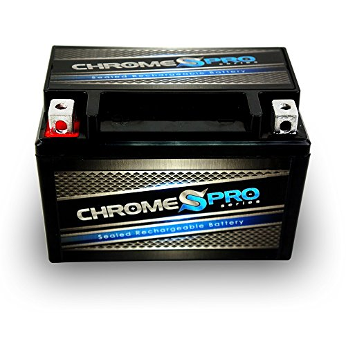 YTX12A-BS High Performance Power Sports - Wheeler 12 Battery Four Volt