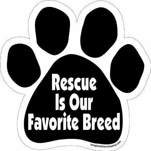 imagine-this-paw-car-magnet-rescue-is-our-favorite-breed-5-1-2-inch-by-5-1-2-inch