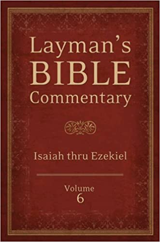 The Layman's Bible Commentary Series