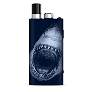 Skin Decal Vinyl Wrap for Smok Trinity Alpha Kit | Vape Stickers Skins Cover| Shark Attack