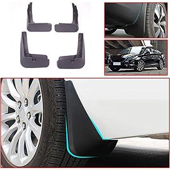 MOERTIFEI Car Mudguard Fender Mud Flaps Splash Guard Kit fit for Hyundai Sonata 2011-2014 12 13