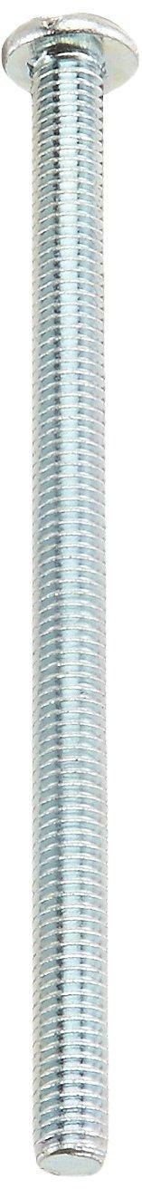 Hard-to-Find Fastener 014973315184 Slotted Round Machine Screws 6-32 x 3 Piece-20