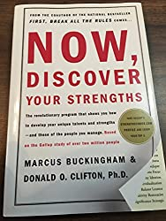 Now, Discover Your Strengths [HC,2001]
