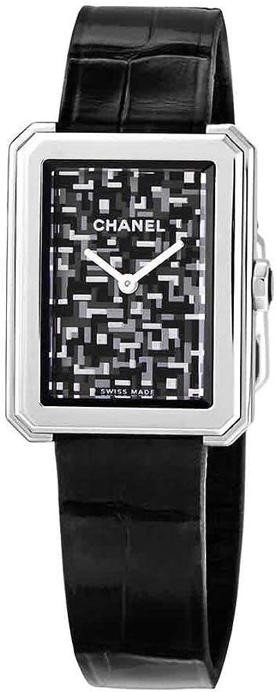 Chanel Boy·Friend Tweed H6127 - Reloj de Cuarzo para Mujer