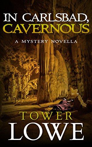 In Santa Fe, Salacious: A Mystery Novella (Cinnamon/Burro New Mexico Mysteries Book 3)