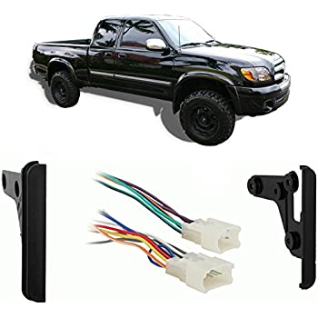 fits toyota tundra 2006 double din car stereo. Black Bedroom Furniture Sets. Home Design Ideas