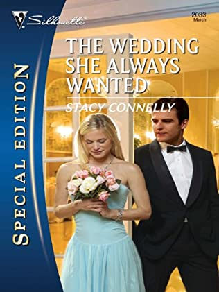 book cover of The Wedding She Always Wanted