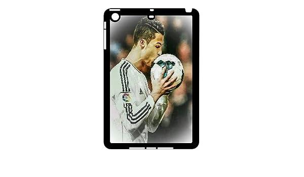 3D de Cristiano Ronaldo besándose de dibujo de pelota de fútbol ...