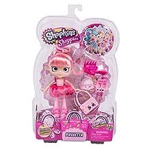 Shopkins Shoppies S2 W4 Dolls Single Pack - Pirouetta