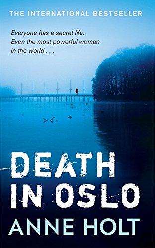 book cover of Death in Oslo