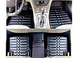 FLY5D Car Floor Mats Front & Rear Carpet Mat Waterproof F...